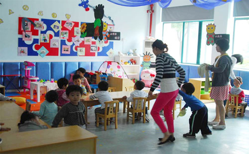 济南市内五区公办幼儿园费用下月起上涨但只能收取四费