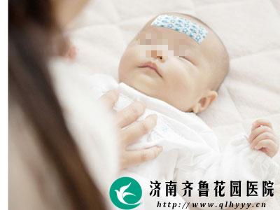 宝宝发烧用退热贴要贴多久 可以贴在哪些部位