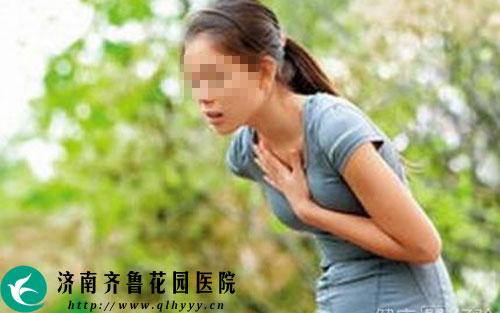 一跑步就心口疼是心脏病的征兆吗