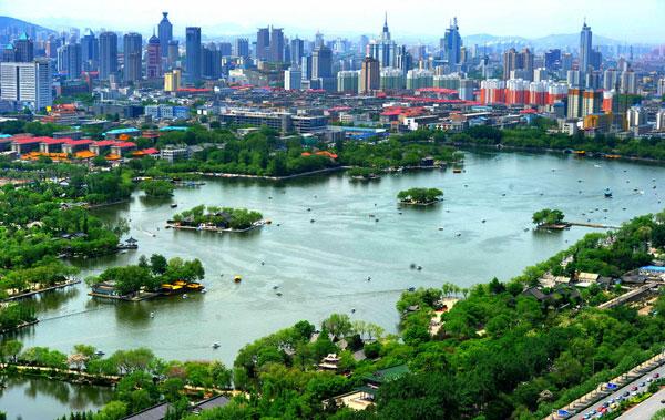 济南市确定大明湖景区2017年1月1日起全面向社会免费开放