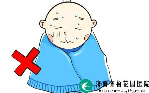 冬天宝宝感冒发烧手脚冰凉是怎么回事