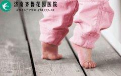 宝宝老喜欢踮着脚尖走路正常吗
